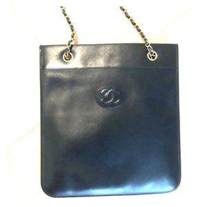 Chanel Flat Bag Circa 1990